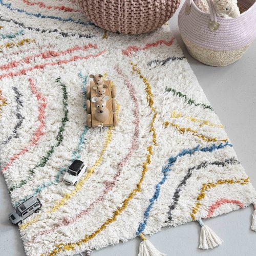 KidsDepot-vloerkleden-berber-detail