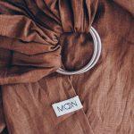 draagzak-baby-ring-sling-cinnamon-moon-sling