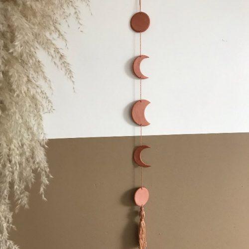 muurdecoratie-babykamer-maan