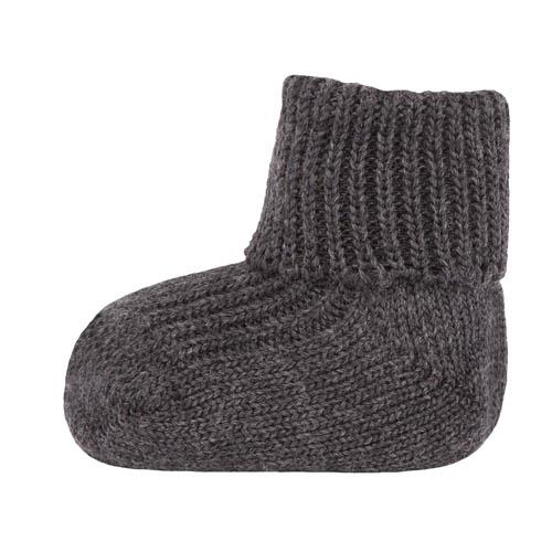 Awers-sokken-met-omslag-antraciet