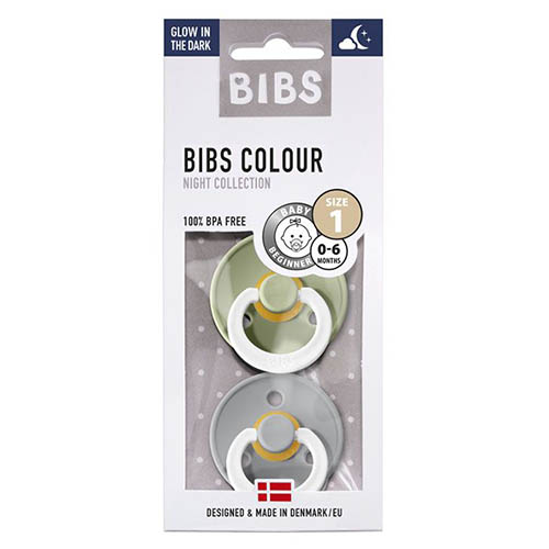 Bibs-fopspeen-glow-in-the-dark-sage-cloud-T1
