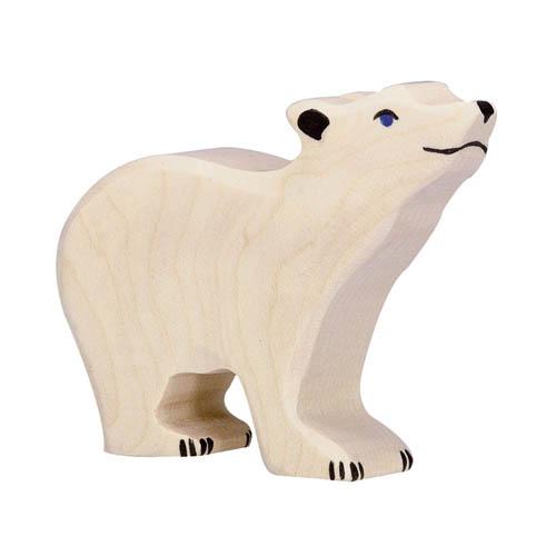 Holztiger-ijsbeer