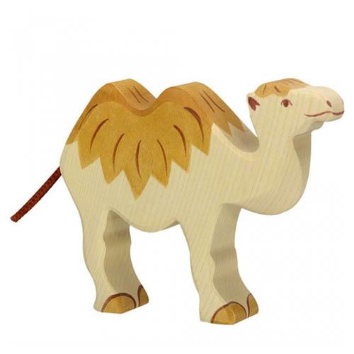 Holztiger-kameel