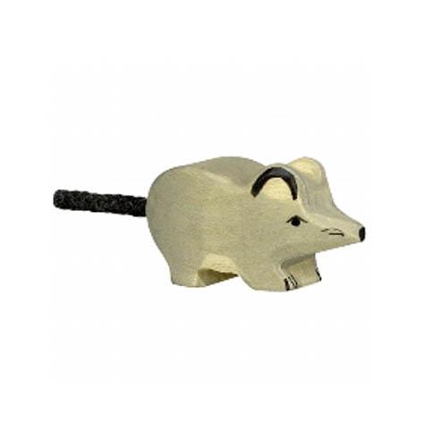 Holztiger-muis-gruis