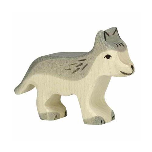 Holztiger-wolf-klein