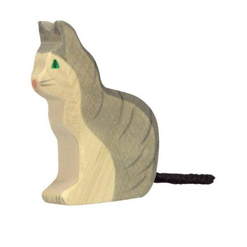 holztiger-zittende-kat