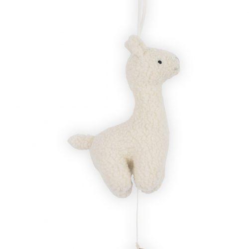 Jollein Muziekhanger-alpaca
