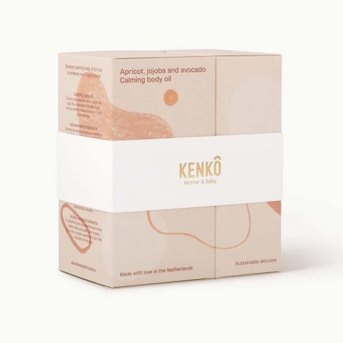 kenko-calming-body-oil-mother-and-baby