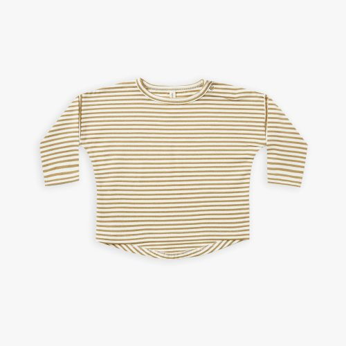 Quincy-Mae-Longsleeve-tshirt-gold-stripe