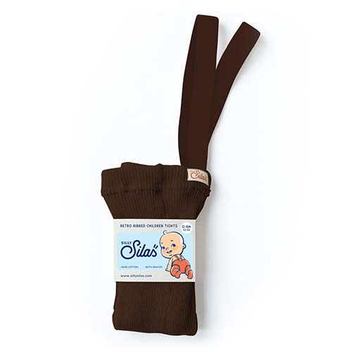 Silly-Silas-tights-Chocolate-Brown