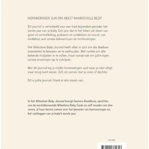 baby-boek-milestone-journal