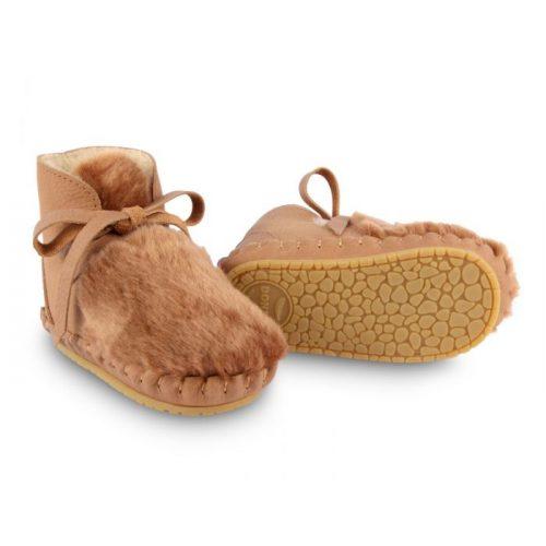 donsje-amsterdam-kelinci-lining-nutmeg-leather-rubber