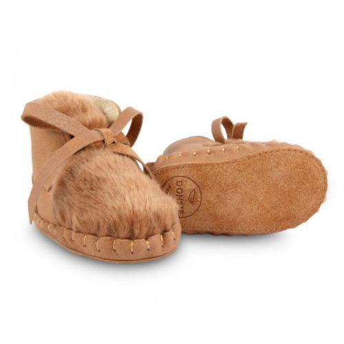 donsje-amsterdam-kelinci-lining-nutmeg-leather-suede