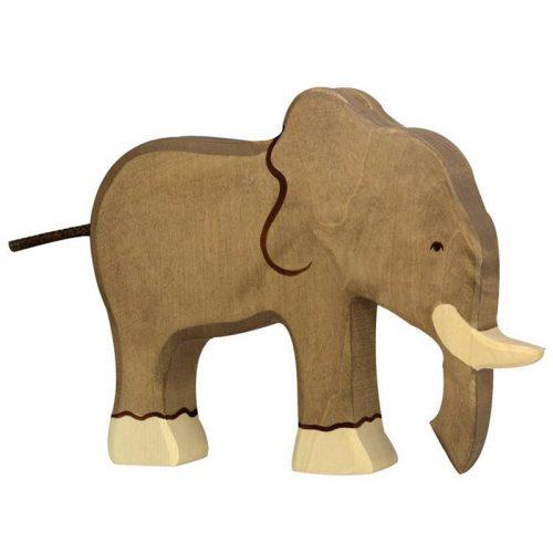 holztiger-olifant