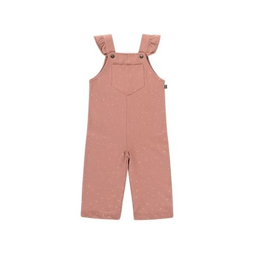 house-of-jamie-girls-dungaree-dusty-mauve-golden-dots