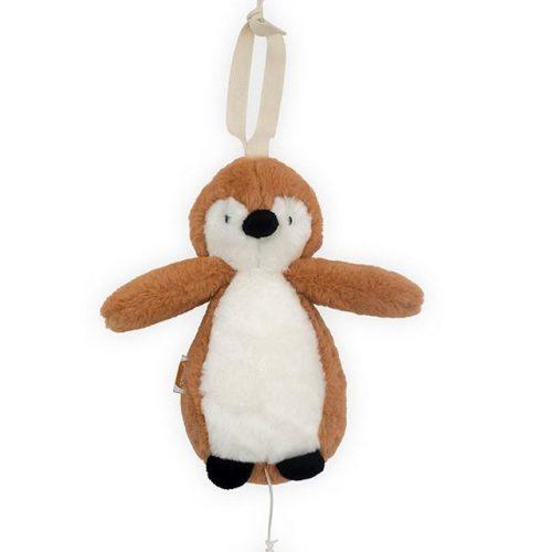 jollein-muziek-hanger-pinguin-caramel