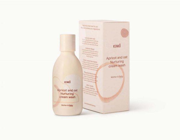 kenko-nurturing-cream-wash-baby