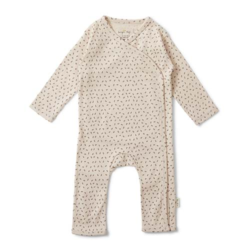 konges-slojd-onesie-tiny-clover-rose