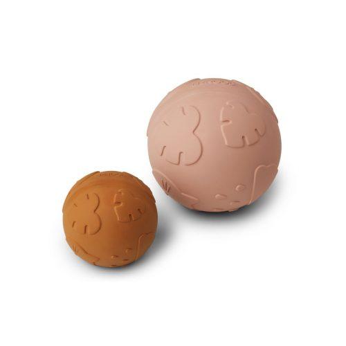 liewood-baby-ball-classic-rose-mustard