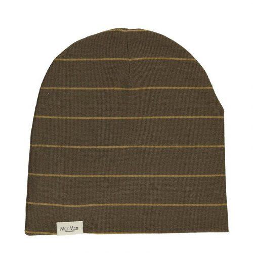 marmar-beanie-golden-olive-stripe