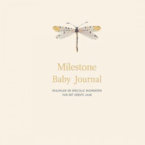 milestone-journal-baby-boek