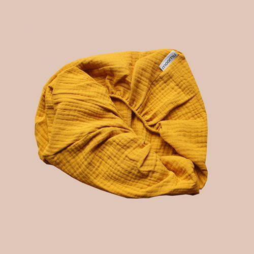 moomu-sunny-ochre-aankleedkussen-hoes