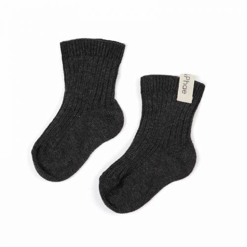 phil-phae-ribbed-baby-socks-charcoal-melange
