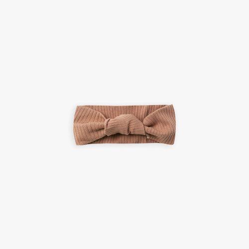 quincy-mae-haarband-rib-terracotta